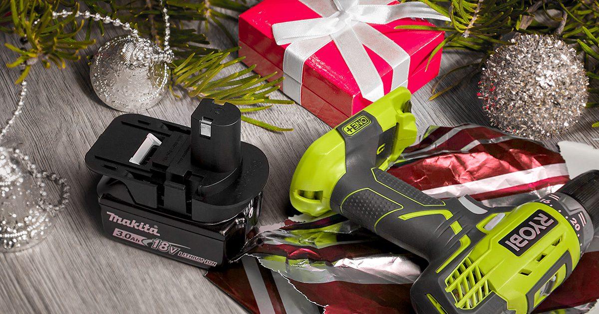 Makita Badaptor Christmas gift